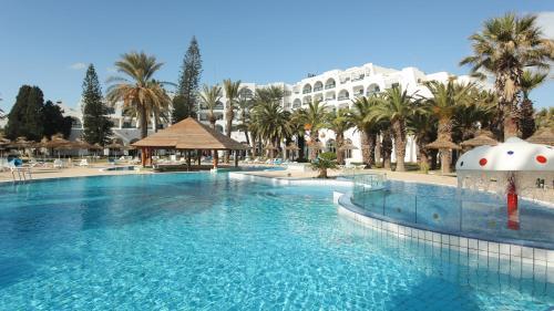 Hotel Marhaba Beach Photo