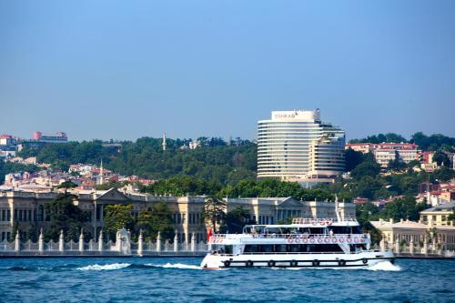 Conrad Istanbul Bosphorus impression