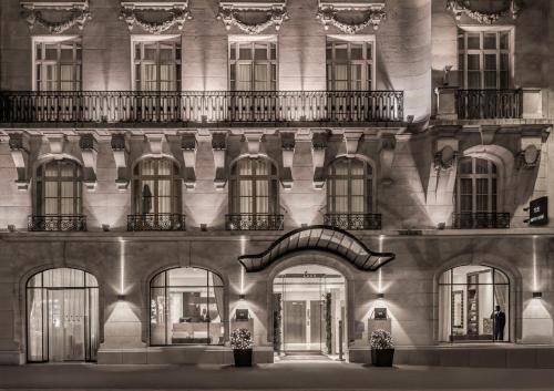 K+K Hôtel Cayré Saint Germain des Prés impression