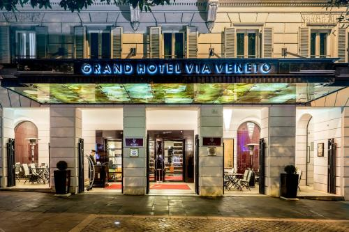 Grand Hotel Via Veneto photo 59