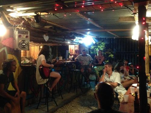 Casa Paraiso Ahora Si Veggie Restaurant Samara Photo