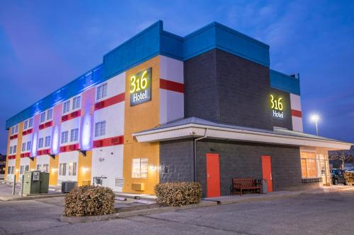 316 Hotel - Wichita, KS 67214