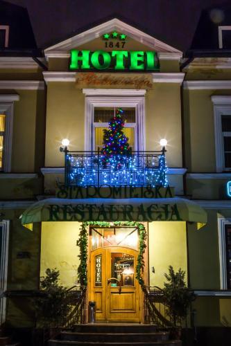Hotel-overnachting met je hond in Hotel Staromiejski - Krasnystaw