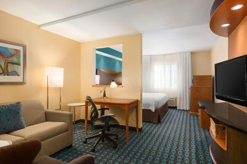 Fairfield Inn & Suites Houston I-45 North photo 6