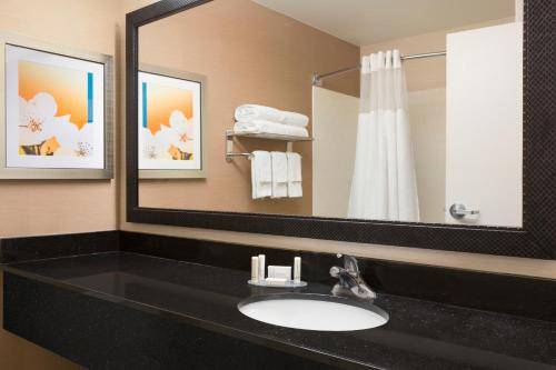 Fairfield Inn & Suites Houston I-45 North photo 10