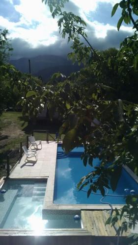 Cabañas Rebeca Los Hornillos Photo