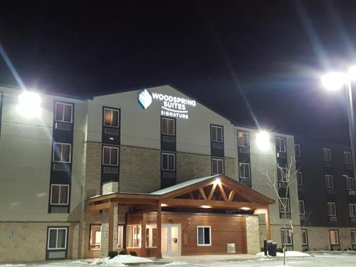 Woodspring Suites Signature Cranberry Pittsburgh - Cranberry Township, PA 16066
