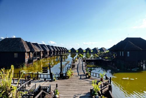 Myanmar Treasure Resort (Inle Lake)