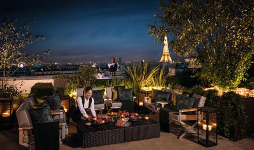Hotel The Peninsula Paris photo 30