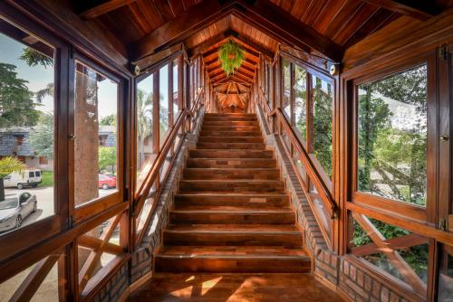 Portal del Lago Hotel Photo