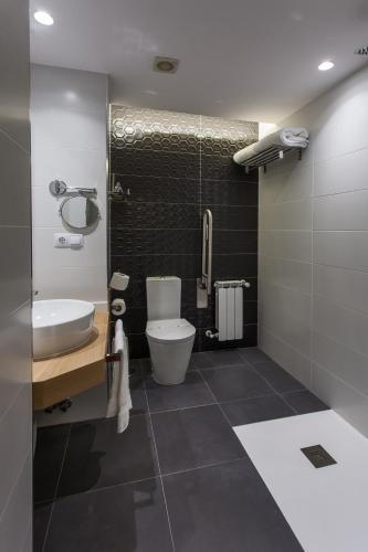 Double Room Hotel O Semaforo 15