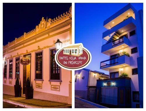 Hotel Vila Nova do Príncipe Photo