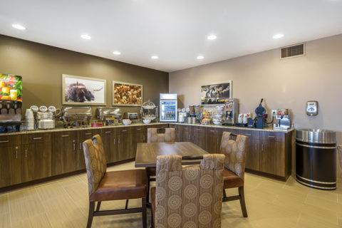 Suburban Extended Stay Hotel Midland Photo