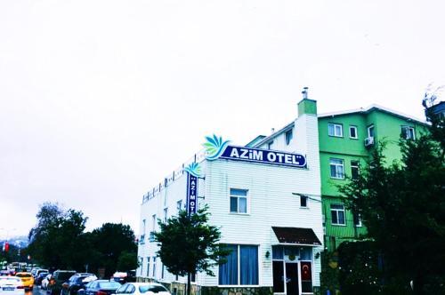 Ereğli Azim Hotel odalar