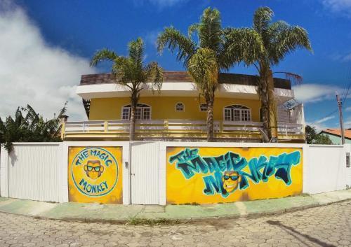 HotelThe Magic Monkey Hostel