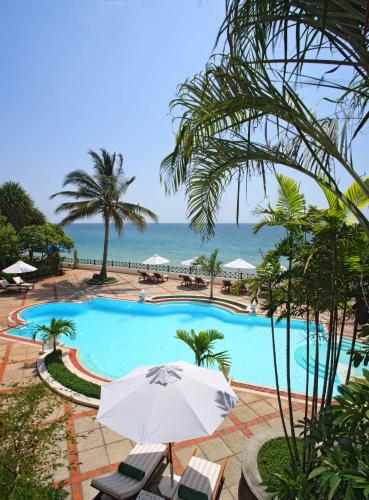 Kelele Square, Stone Town, Zanzibar, Africa.