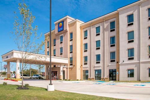 Comfort Inn Suites San Marcos