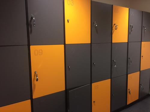 easyHotel Brussels City Centre photo 121
