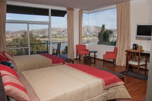 Foto de Tagore Suites Hotel