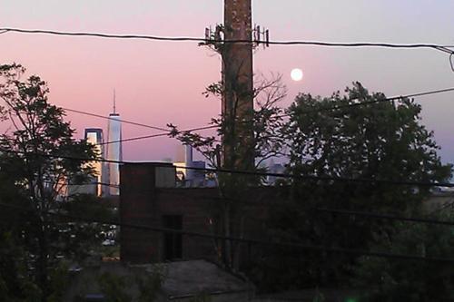 Wood Floors Jacuzzi Nyc Views - Jersey City, NJ 07304