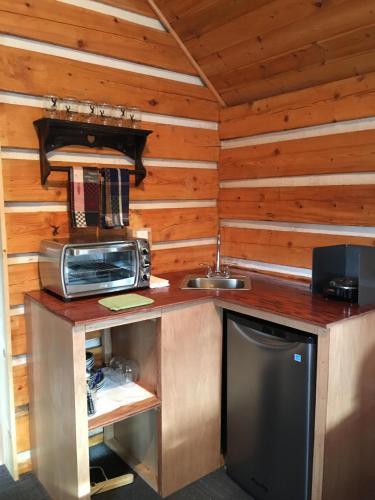 Glacier Creek Cabins - Seward, AK 99664