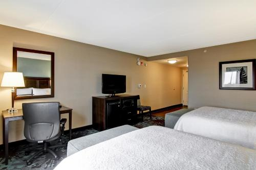Hampton Inn by Hilton Toronto Airport Corporate Centre in Toronto