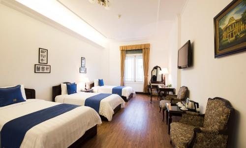 Hoa Binh Hotel photo 44