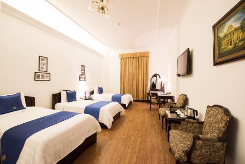 Hoa Binh Hotel photo 45