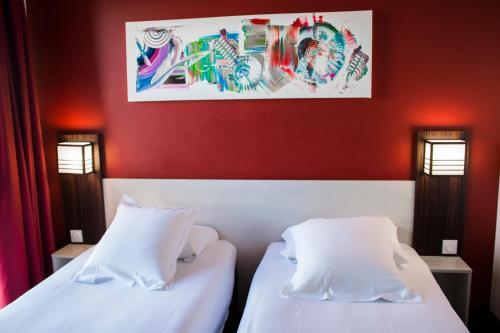 Inter-Hotel Carcassonne photo 21