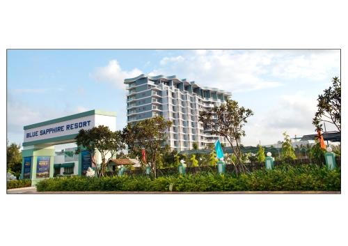 Blue Sapphire Sea View Apartment In Vietnam
