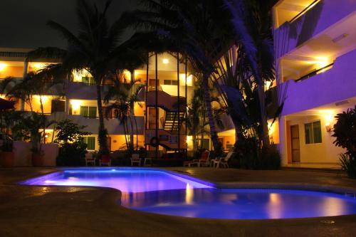 Hotel Palapa Palace Photo