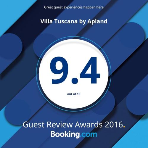 Villa Tuscana by Apland Photo