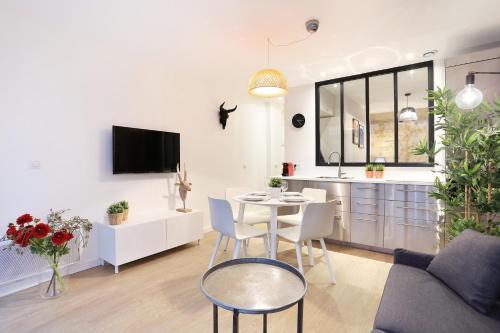 Apartment center of Paris photo 9