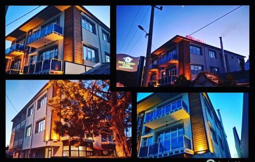 Karacasu Sefa Green Otel yol tarifi