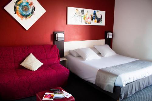 Inter-Hotel Carcassonne photo 26