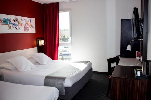 Inter-Hotel Carcassonne photo 30