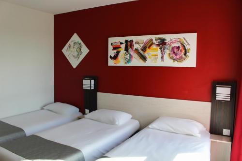 Inter-Hotel Carcassonne photo 33