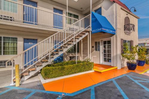Redondo Beach Motel In Gardena Ca