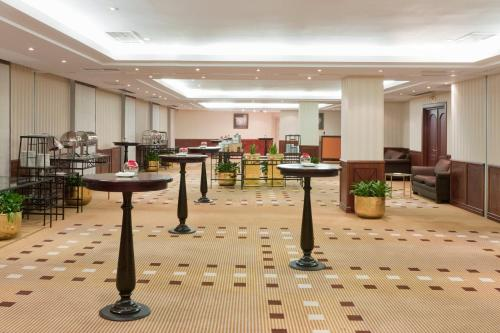 Moscow Marriott Grand Hotel photo 38