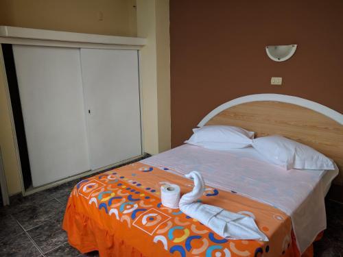 HotelBosque de Pomac Hostal