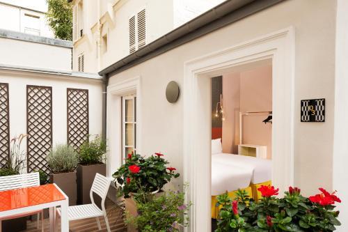 Hotel Duette Paris photo 45