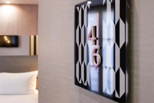 Hotel Duette Paris photo 48