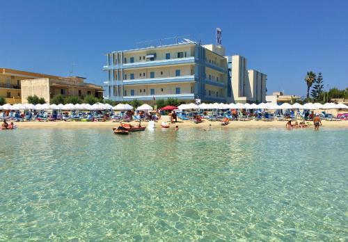 Bacino Grande Hotel Ristorante Stabilimento Porto Cesareo