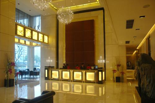 Wealthy All Suite Hotel Suzhou photo 3