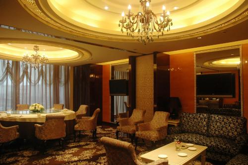 Wealthy All Suite Hotel Suzhou photo 4