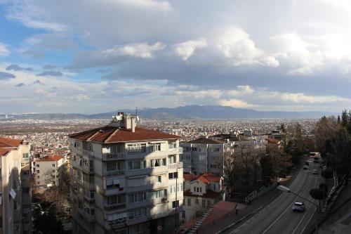 Çekirge Çekirge panorama apartment odalar