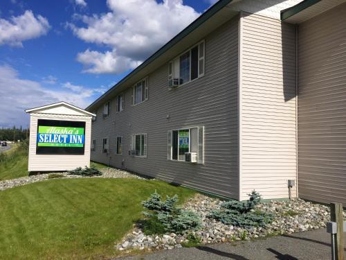 Alaska's Select Inn Wasilla - Wasilla, AK 99654