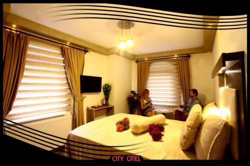 Unye City Hotel tatil