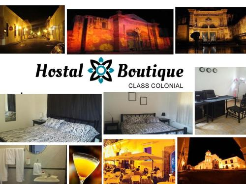 Hotel Hostal Class Colonial