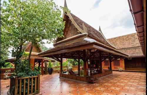 Ayutthaya retreat impression